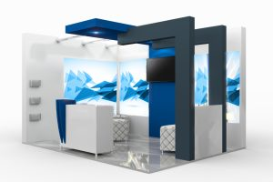 Simple Exhibition Stand : Exhibition stand company & event stand builder