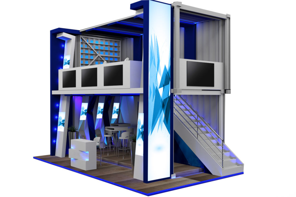 CContainer Conversion to solve space issues