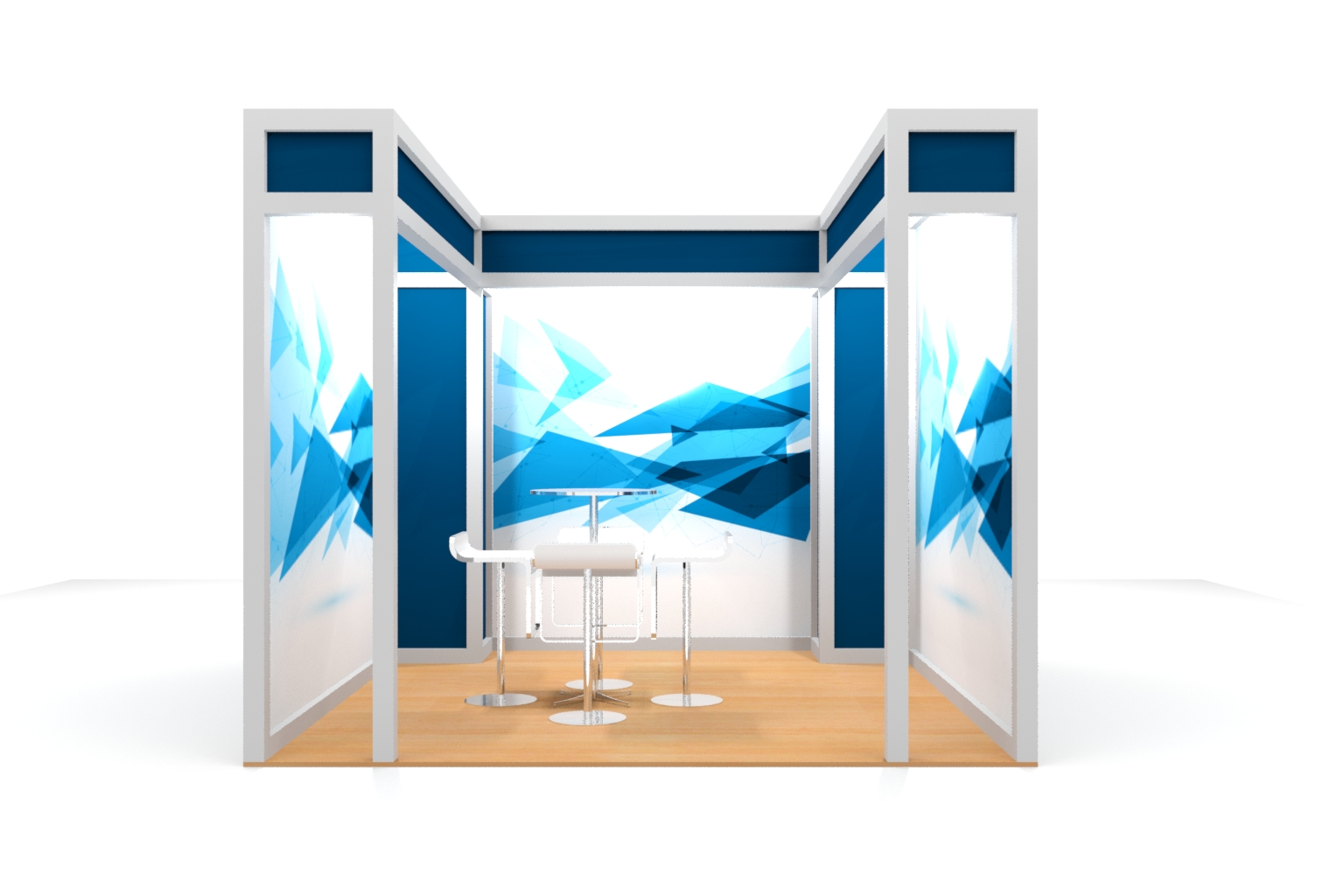 Shell Scheme Exhibition Stand Hire : Is a shell scheme the right exhibition stand for me