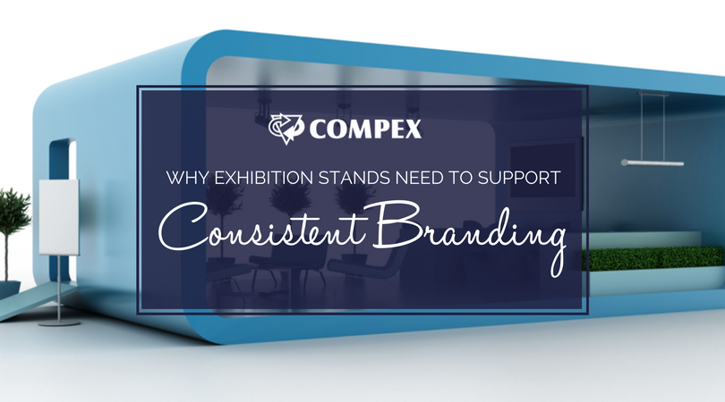 consistent branding and its importance in expo stand design